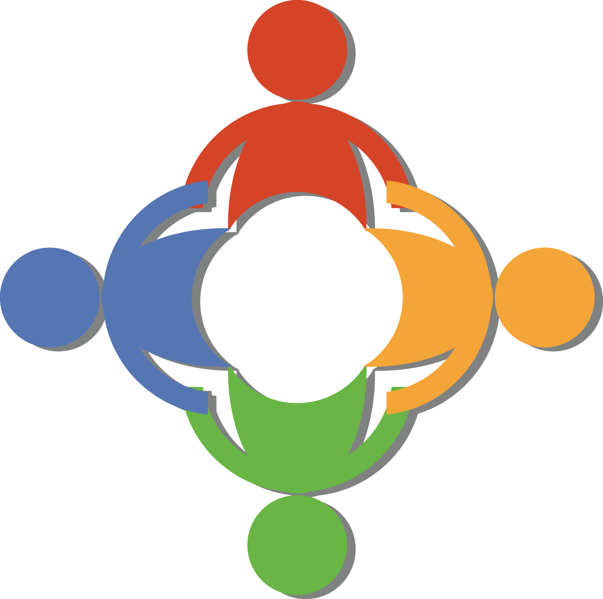 7-Free-Teamwork-Clip-Art-Of-A-Circle-Of-Diverse-People-Holding-Hands