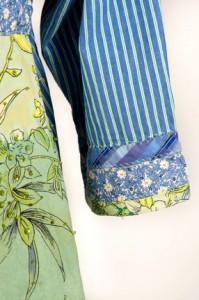Blue green sleeve - web